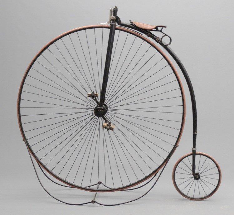 BSA High Wheel Ordinary Bicycle