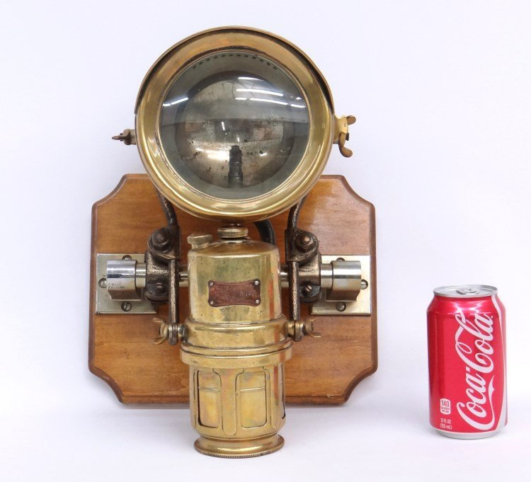 Lucas King Of The Road Motorcycle Lamp