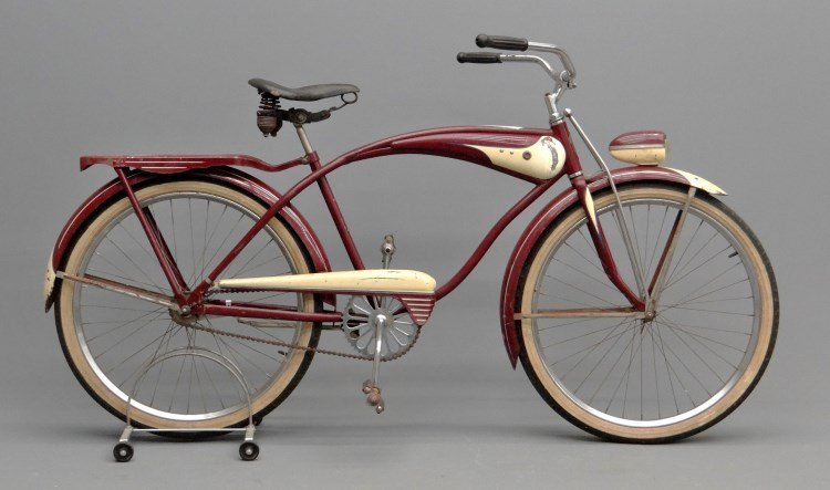 1941 Shelby Flying Cloud Men's Bicycle