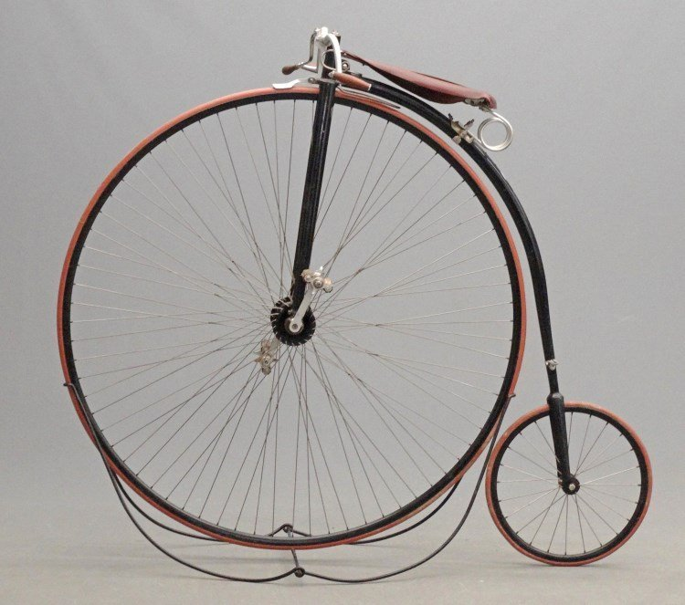New Mail High Wheel Ordinary Bicycle