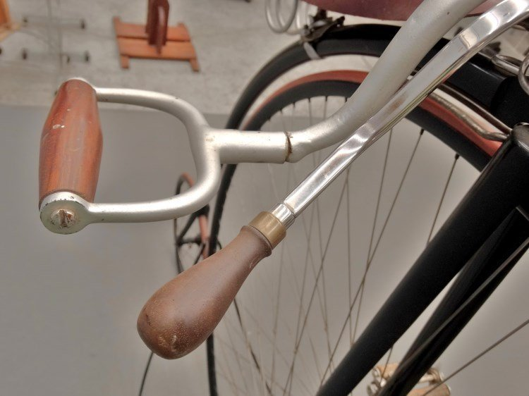 New Mail High Wheel Ordinary Bicycle - 3