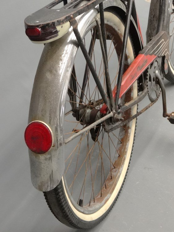 1952 Schwinn Black Phantom Bicycle - 2