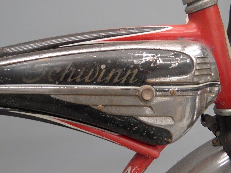 1952 Schwinn Black Phantom Bicycle - 7