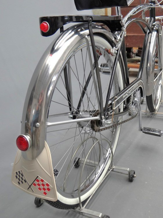 1957 Schwinn Corvette Bicycle - 2