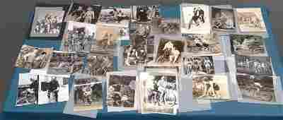 Hollywood Press Photographs