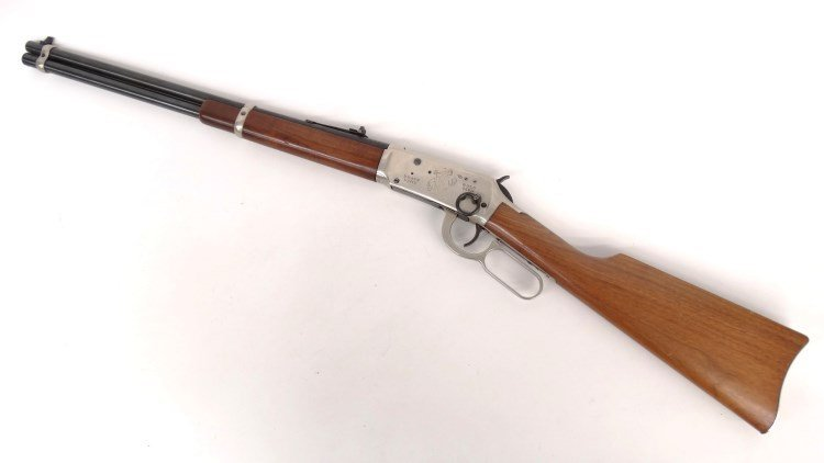 Winchester Cowboy Commemorative Rifle