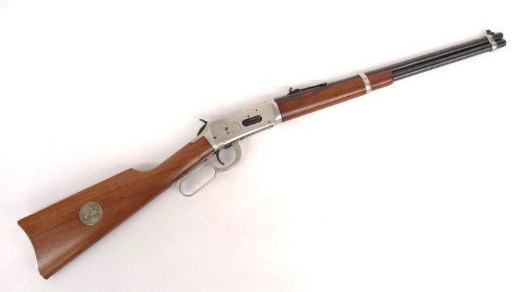 Winchester Cowboy Commemorative Rifle - 2