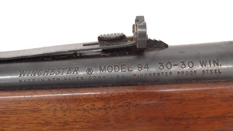 Winchester Cowboy Commemorative Rifle - 3