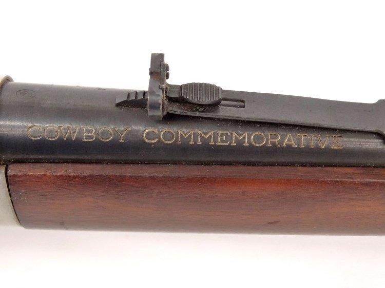 Winchester Cowboy Commemorative Rifle - 6