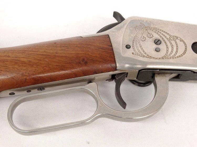 Winchester Cowboy Commemorative Rifle - 7