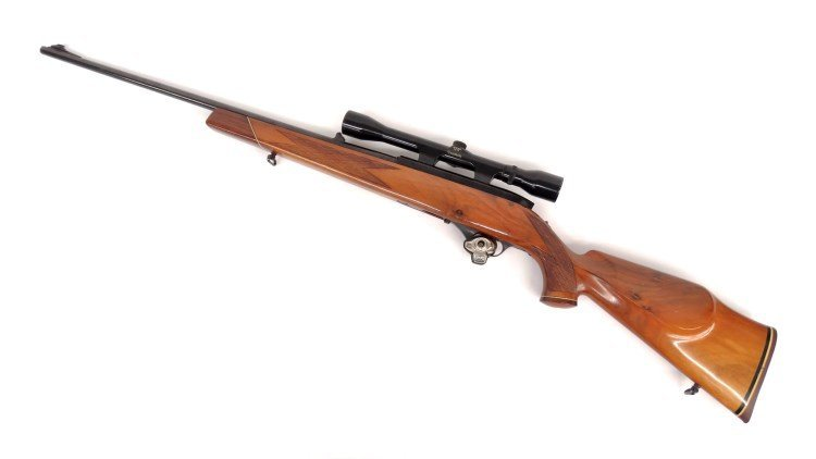 Weatherby Mark XXII Rifle