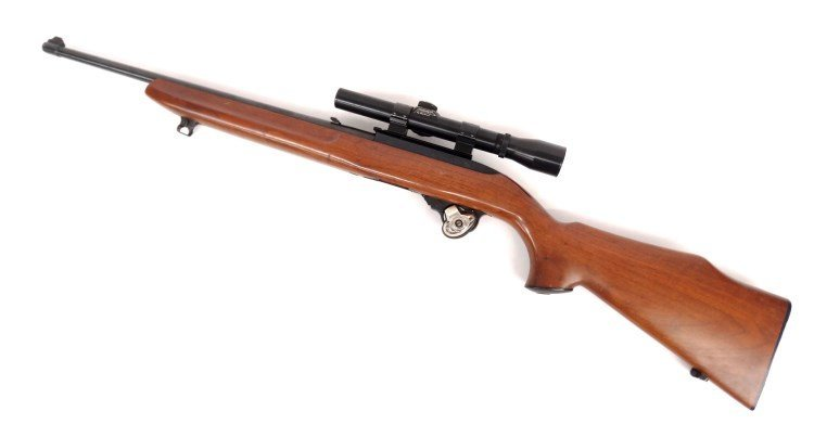 Rugar 10/22 Carbine Rifle