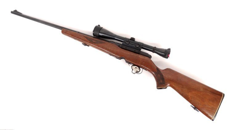 Savage 340D .222 Rifle