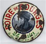 French Trade Sign