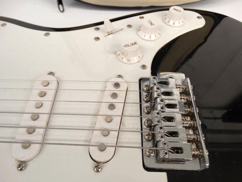 Vinci Electric Guitar - 10