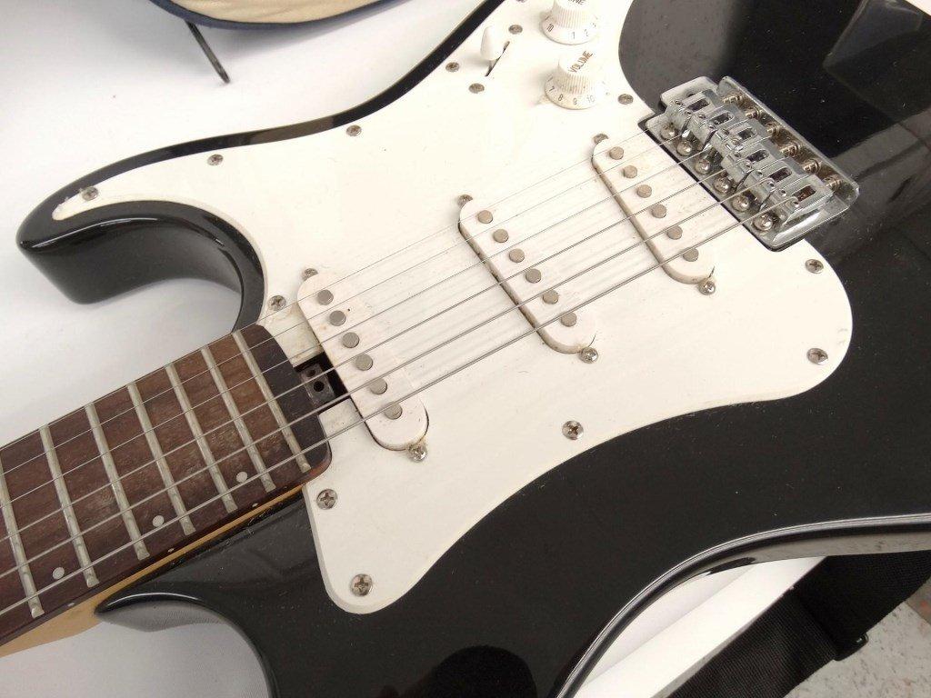 Vinci Electric Guitar - 7