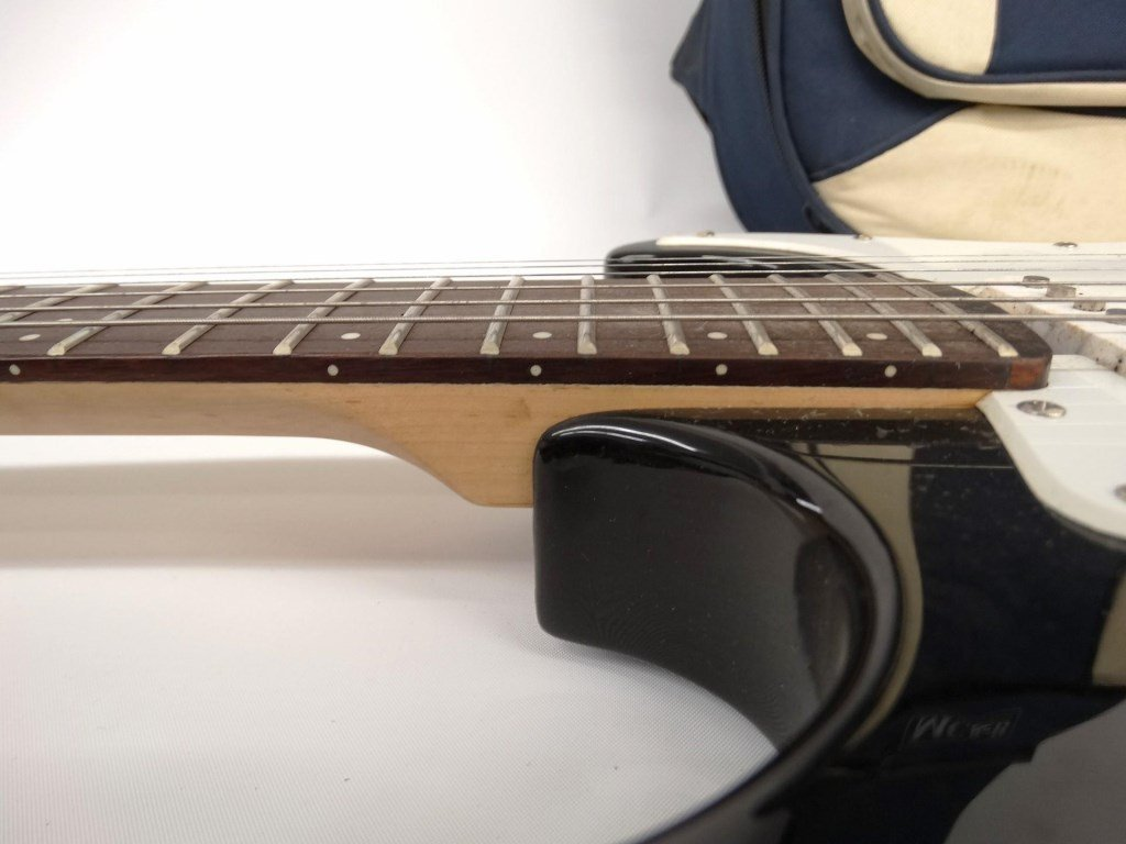 Vinci Electric Guitar - 8