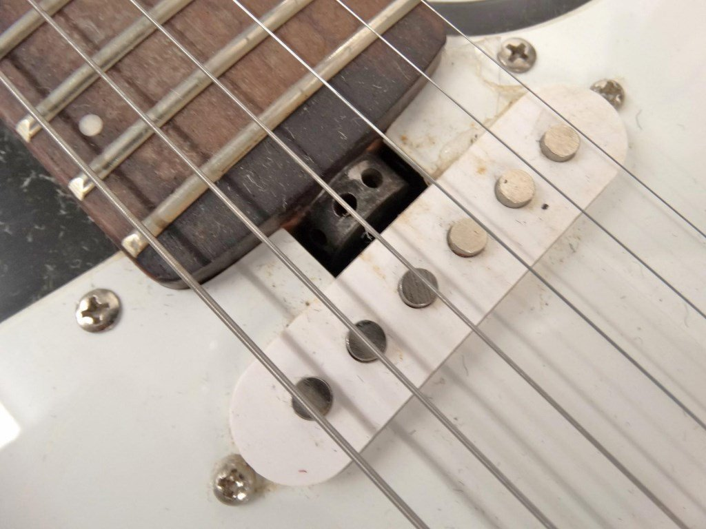 Vinci Electric Guitar - 9