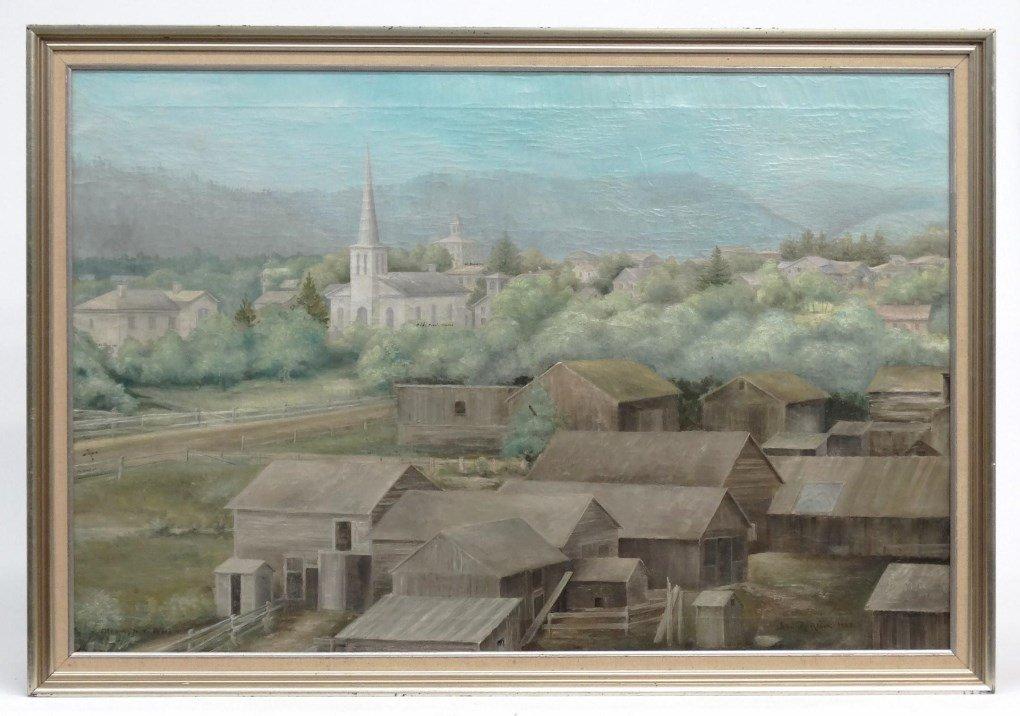 John R. Alvon Landscape