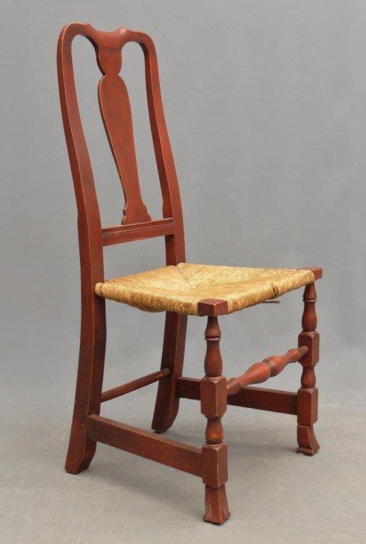 18th c. Queen Anne Chair
