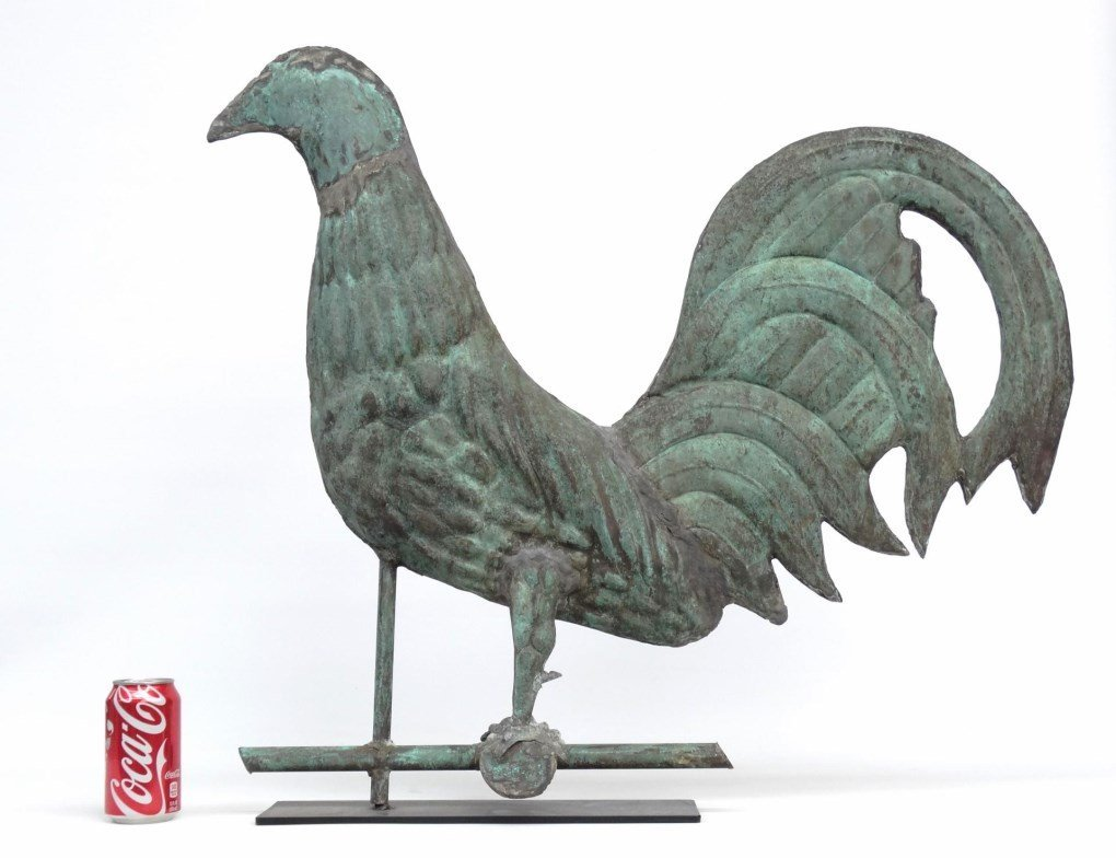 Gamecock Weathervane