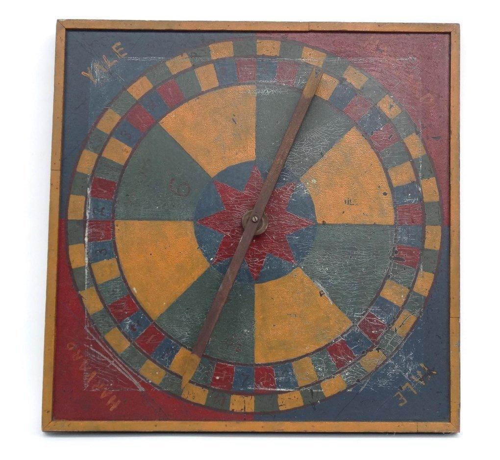 Game Wheel
