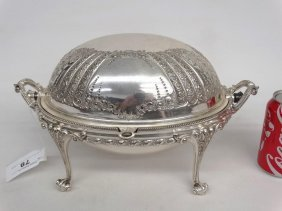 Silverplate Tureen