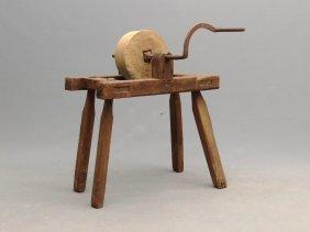 Primitive Grinding Wheel