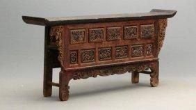 Asian Altar Table