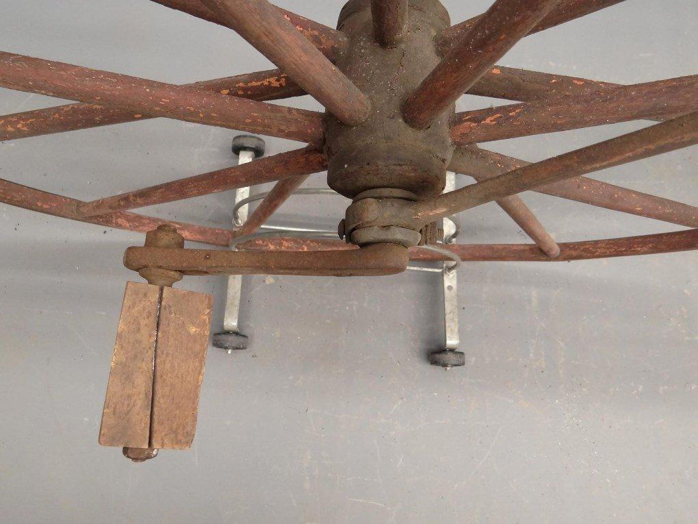 1879 Shire Boneshaker Bicycle - 9