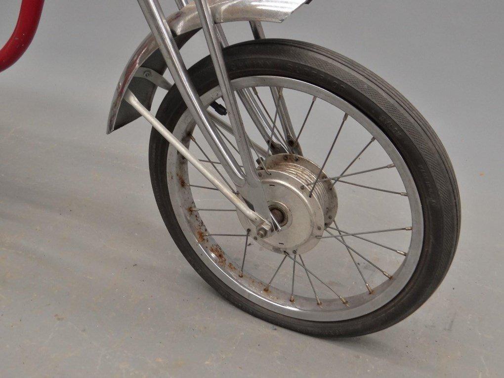 1968 Schwinn Stingray, Apple Krate Bicycle - 2