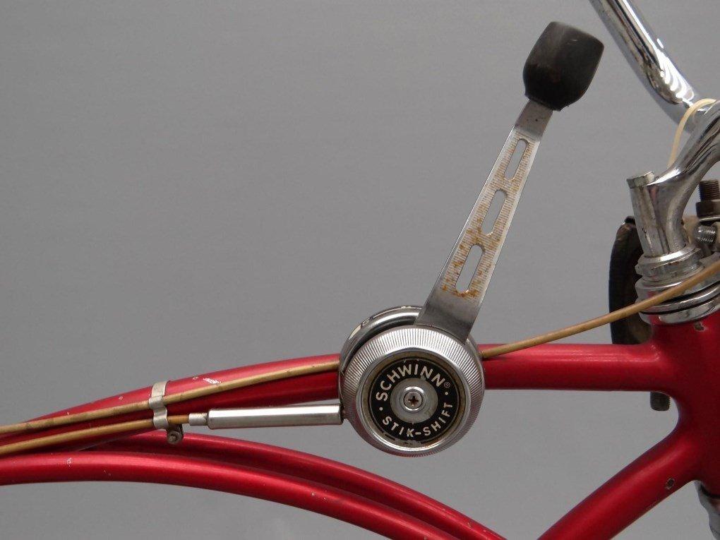 1968 Schwinn Stingray, Apple Krate Bicycle - 6