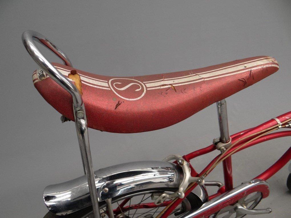 1968 Schwinn Stingray, Apple Krate Bicycle - 8