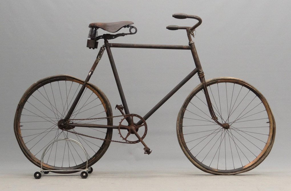 C. 1905 Pierce Cushion Tire Safety Bicycle