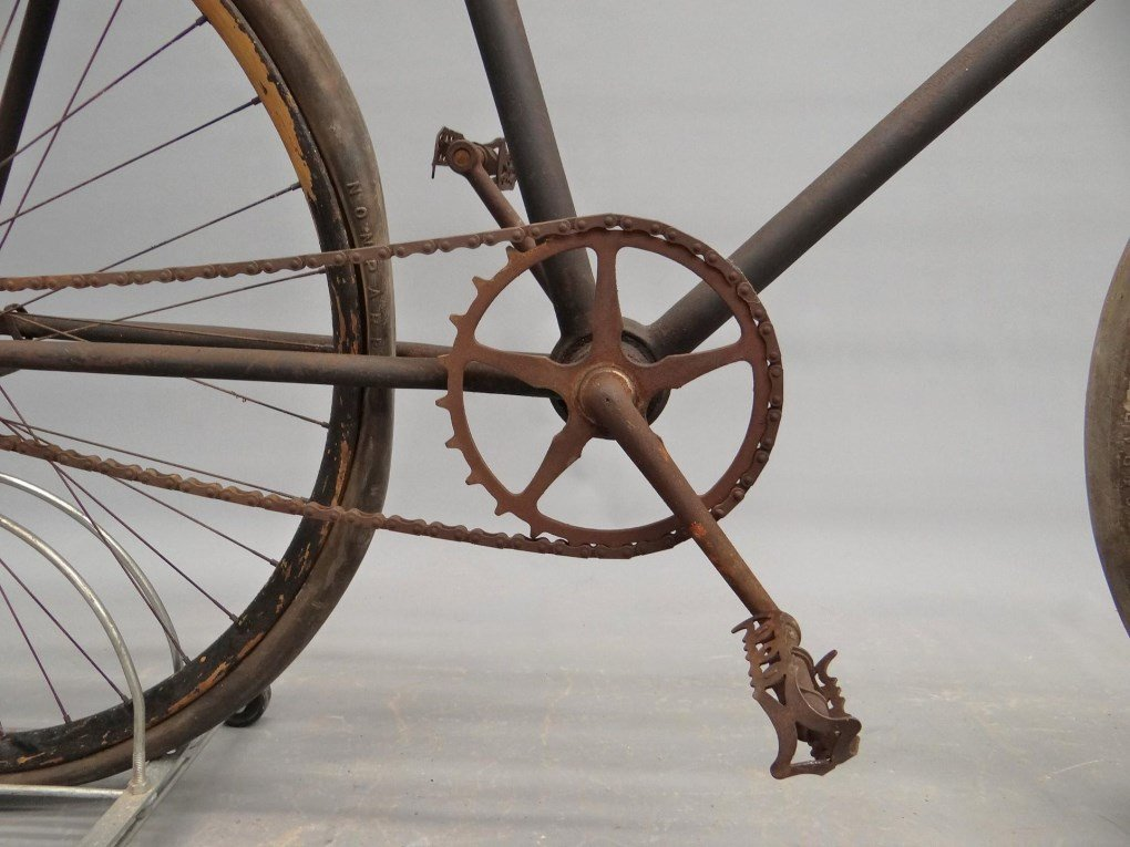 C. 1905 Pierce Cushion Tire Safety Bicycle - 6