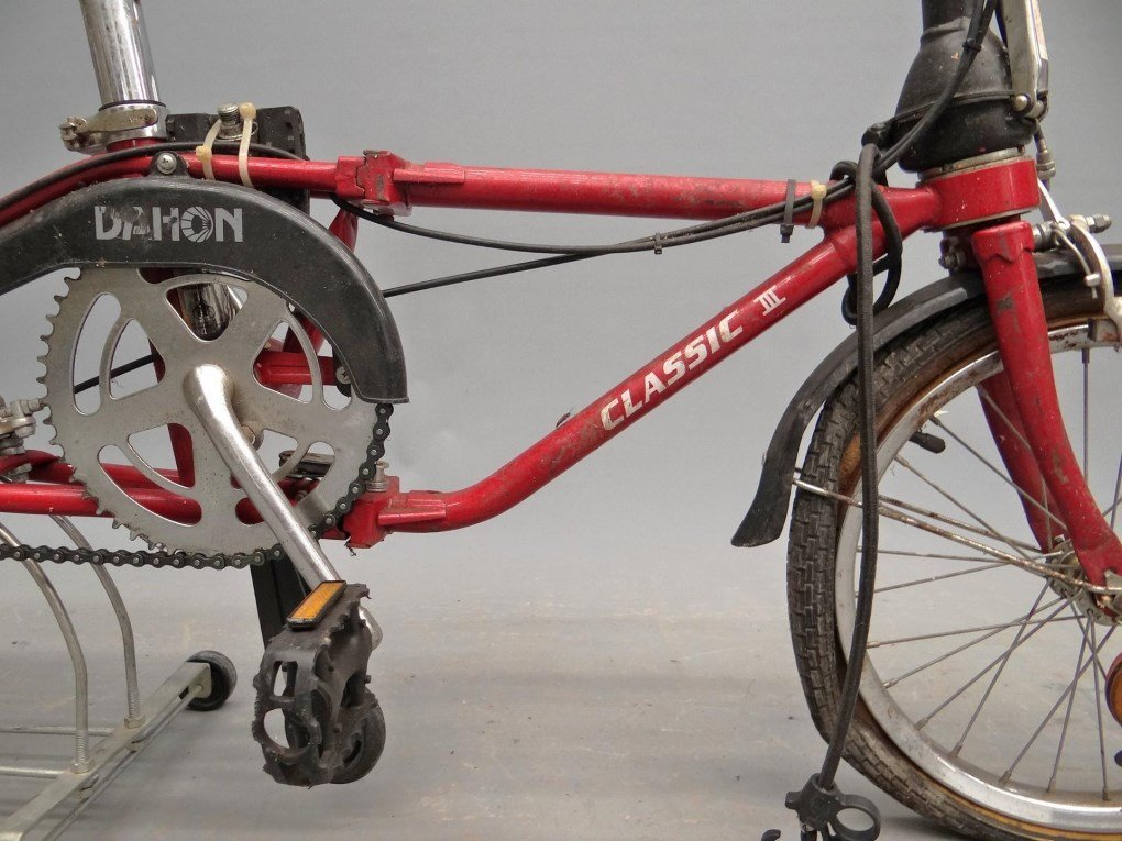 Dahon Classic III Folding Bicycle - 3