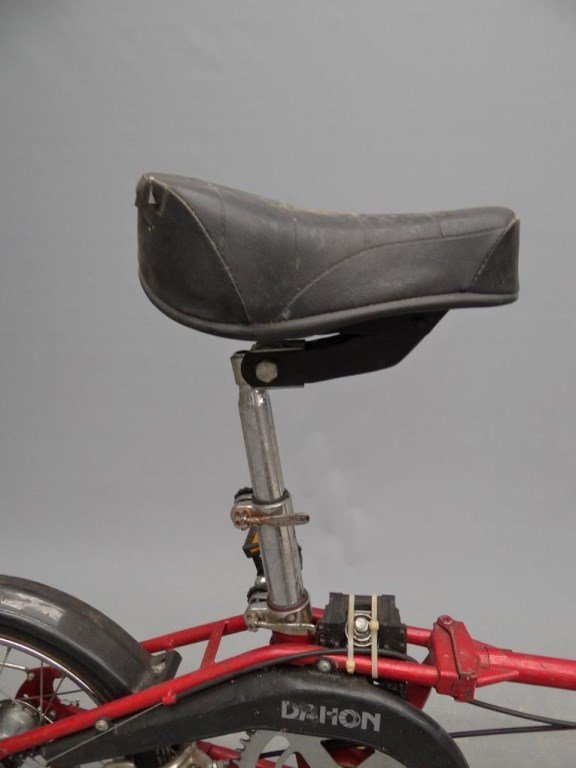 Dahon Classic III Folding Bicycle - 5