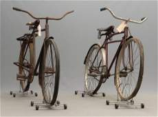 Bicycle Lot