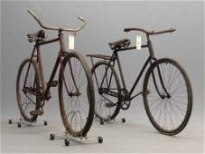 Bicycle Lot Including Iver Johnson