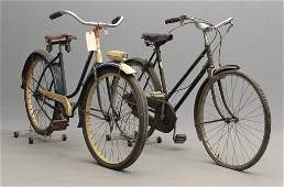 Bicycle Lot Including Pre War Westfield