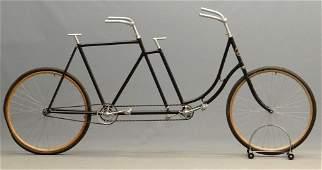 C. 1895 Columbia Model 43 Tandem Bicycle