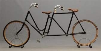 Crescent Tandem Bicycle