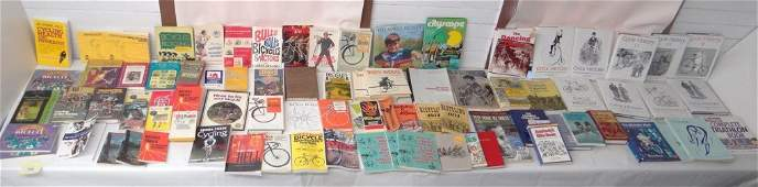 Bicycle Related Books