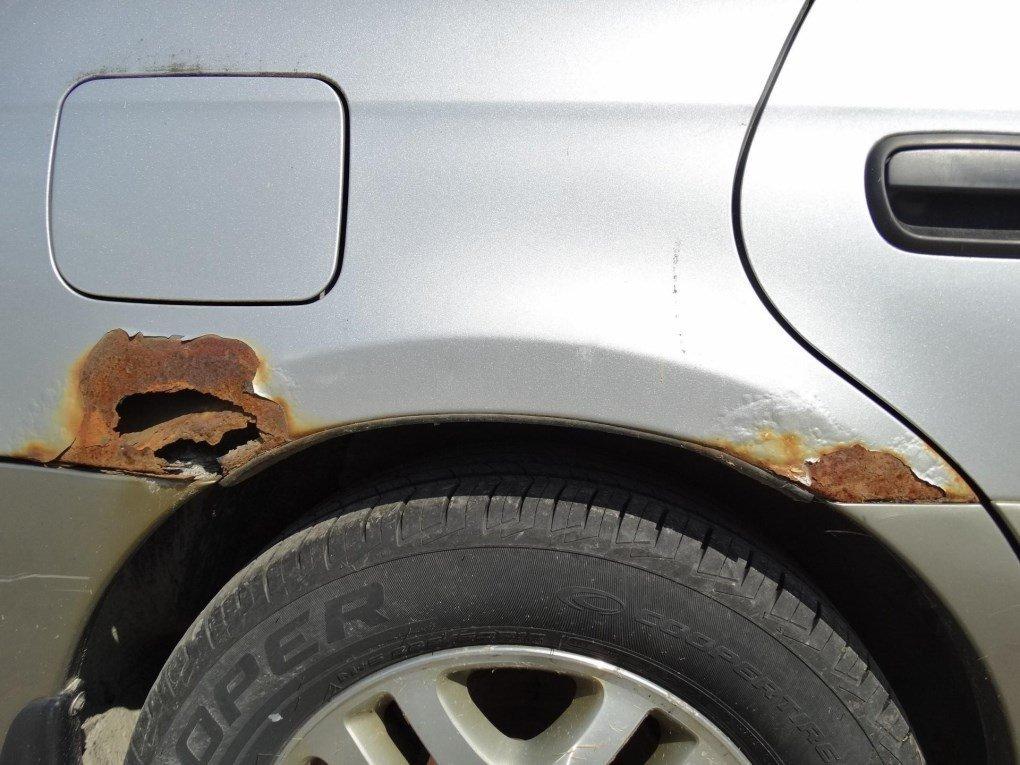2003 Subaru Outback Wagon - 10