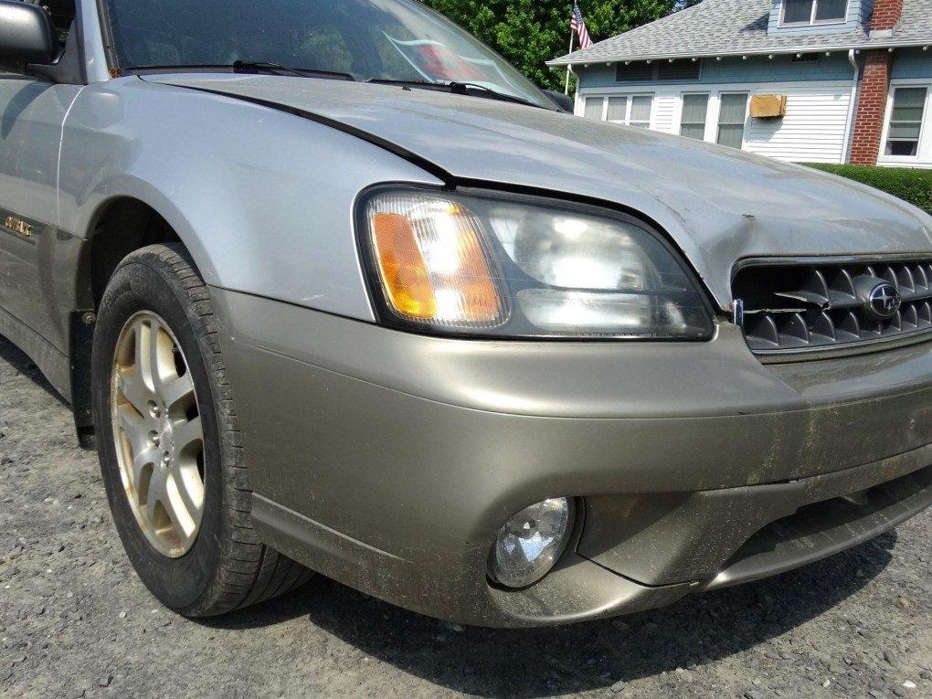 2003 Subaru Outback Wagon - 3