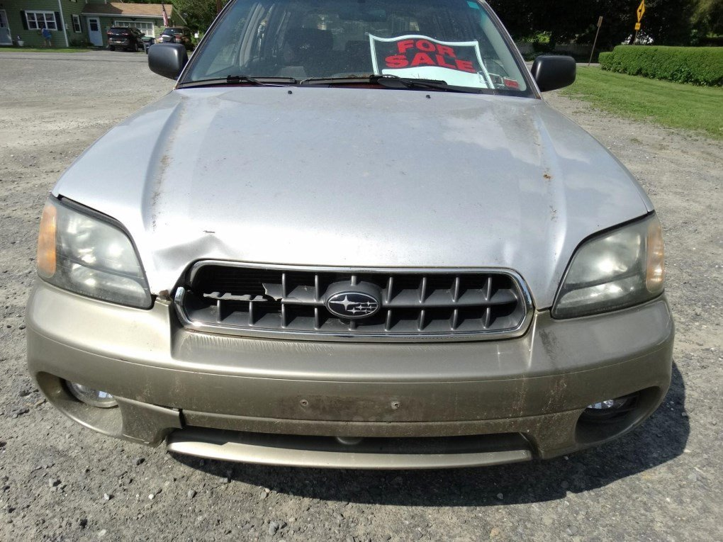 2003 Subaru Outback Wagon - 4