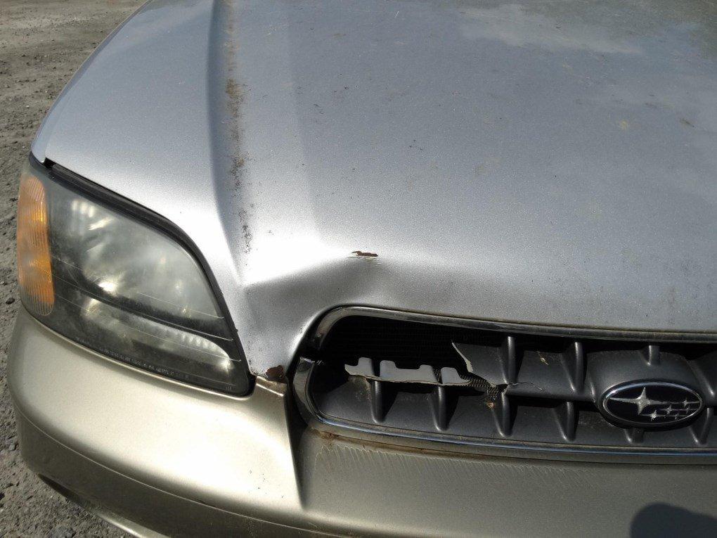 2003 Subaru Outback Wagon - 5