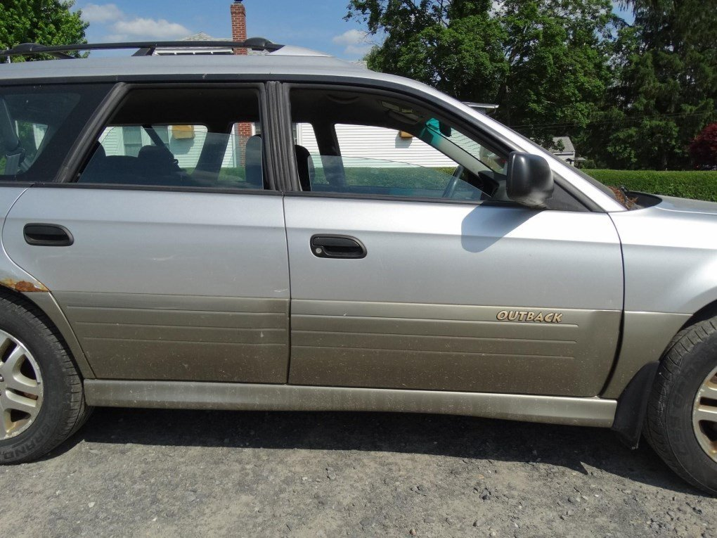 2003 Subaru Outback Wagon - 8