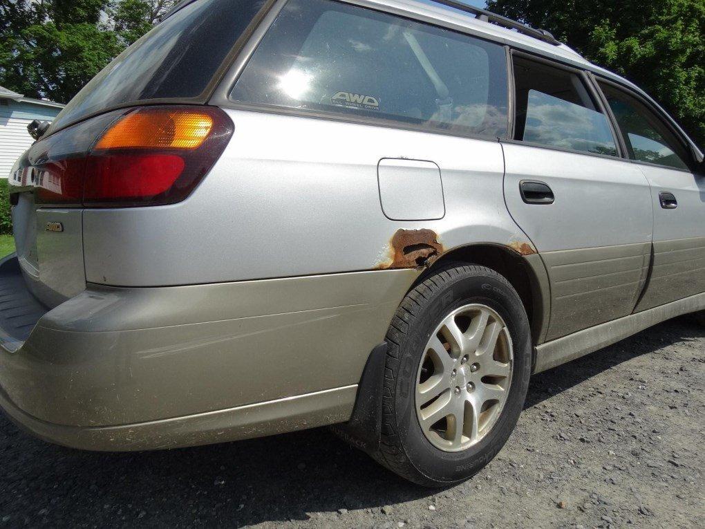 2003 Subaru Outback Wagon - 9