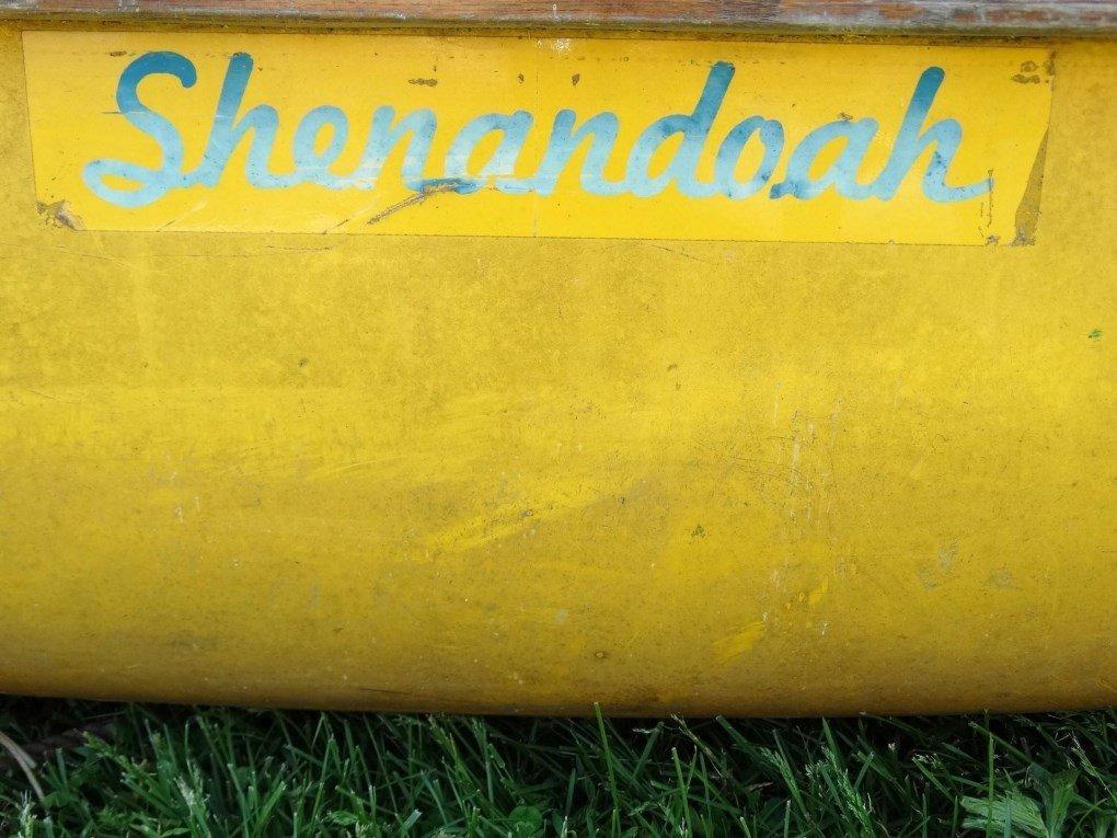 Shenandoah Canoe - 4